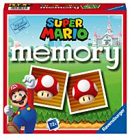 Spill Super Mario Memory