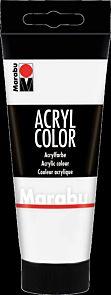 Acrylmaling Marabu 100ml 070 White
