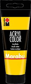 Acrylmaling Marabu 100ml 019 Yellow