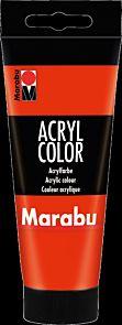 Acrylmaling Marabu 100ml 006 Vermilion