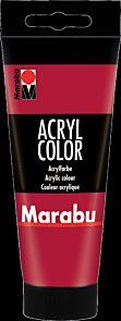 Acrylmaling Marabu 100ml 032 Red