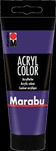Acrylmaling Marabu 100ml 251 Violet