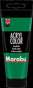 Acrylmaling Marabu 100ml 067 Rich Green