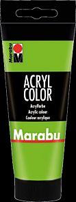 Acrylmaling Marabu 100ml 282 Leaf Green