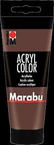 Acrylmaling Marabu 100ml 040 Brown