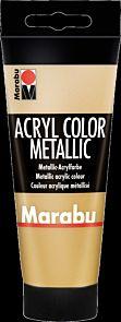 Acrylmaling Marabu 100ml 084 Gold
