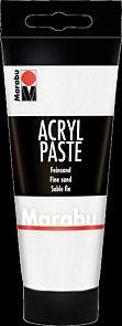 Paste Marabu Acryl 100ml Farge 809 Sand