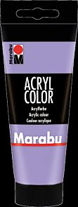 Acrylmaling Marabu 100ml 007 Lavender
