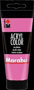 Acrylmaling Marabu 100ml 033 Rose Pink