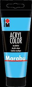Acrylmaling Marabu 100ml 090 Light Blue
