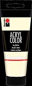 Acrylmaling Marabu 100ml 271 Ivory