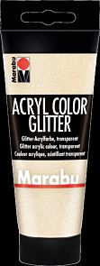 Acrylmaling Marabu 100ml 584 Glitt Gold