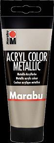 Acrylmaling Marabu 100ml 748 Meta Beige