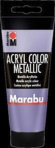 Acrylmaling Marabu 100ml 750 Meta Viole