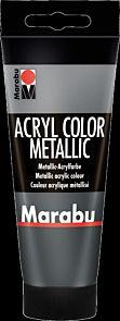 Acrylmaling Marabu 100ml 772 M Antra