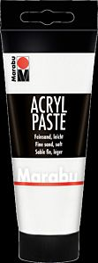 Paste Marabu Acryl 100ml Farge 811 S.Sand