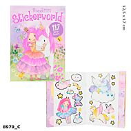 Stickersworld Princess Mimi