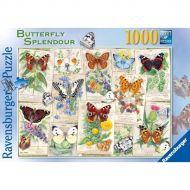 Puslespill 1000 Sommerfugl Glans Ravensburger