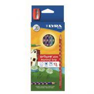 Fargeblyanter Lyra Groove Tynn 12-Pack