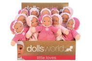Dolls World  Min Første Dukke (25Cm)