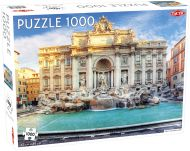 Puslespill 1000 Trevi Fountain Tactic