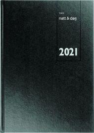 Avtalebok 2021 7.sans Natt og Dag. Dag A4 kartong