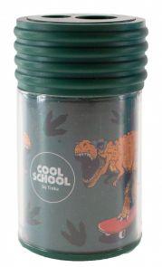 Blyantspisser Dbl Dino Tinka Cool School 2020