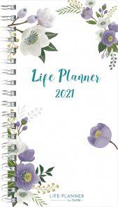 Kalender 2021 Life Planner Slim Uke