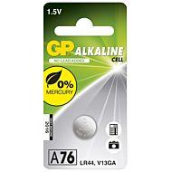 Batteri GP 76A C1 LR44