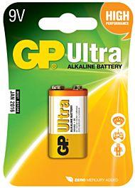 Batteri GP Ultra 9V(1)