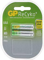 Batteri GP Recyko 850 Mah Aaa(2)