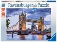 Puslespill 3000 London Ravensburger