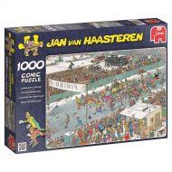 Puslespill 1000 City Ice Tour Race Jan van Haaster