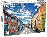 Puslespill 1000 Trondheim Tactic