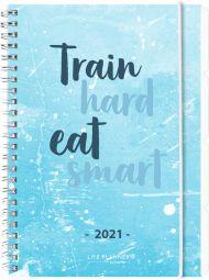 Kalender 2021 Fitness & Food Planner A5 Uke