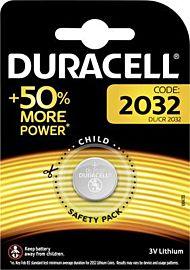 Batteri Duracell Electronics 2032 (1)