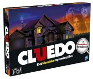 Spill Cluedo Classic Mystery