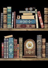 Doble kort 167x118 Jewels  Bookshelves