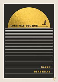 Kort Vertigo Long May You Run