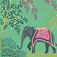 Kort Sara Miller Elephant Trees