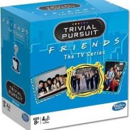 Spill Trivial Pursuit Friends Engelsk