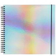 Scrapbook Pu Holographic L