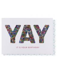 Systemkort PC Yay Birthday Confetti