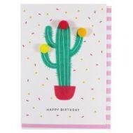 Systemkort PC Cactus Happy Birthday