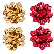 Rosetter Rød Gull X4