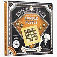 Hjernetrim Einstein Number Puzzle