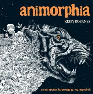 Animorphia. En helt spesiell fargeleggings- og tegnebok