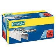 Heftestift Rapid Superstrong 24/8 E/(5000)