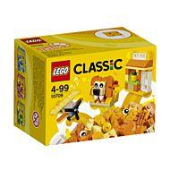 Lego Oransje Kreativitetsboks 10709