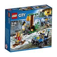 Lego Skurkejakt Til Fjells 60171
